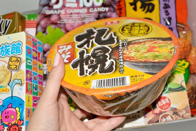 Japan Centre Pop Culture Snack Box Review