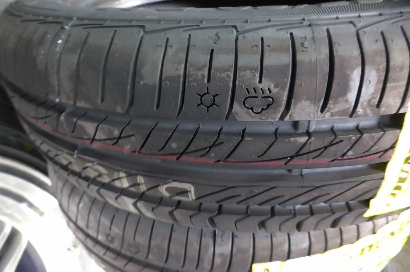 Otoreview My Otomobil Review Dunlop Sp Sport J5 Tyres 10000km Report