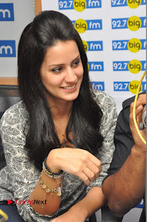 Thikka Team at Big FM 0013