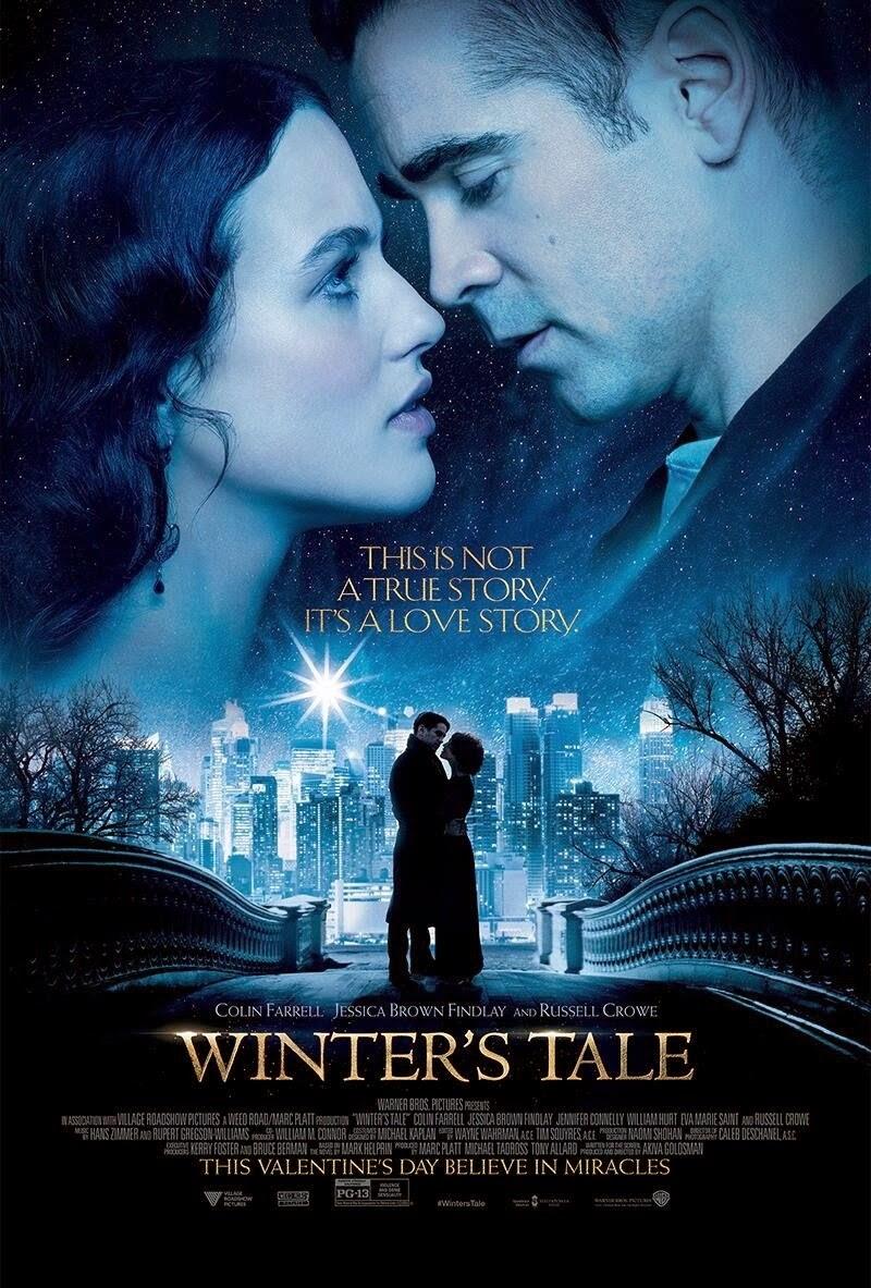 Winter's Tale วินเทอร์ส เทล อัศจรรย์รักข้ามเวลา [HD][พากย์ไทย]