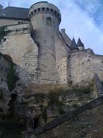 le chateau de palluau sur indre