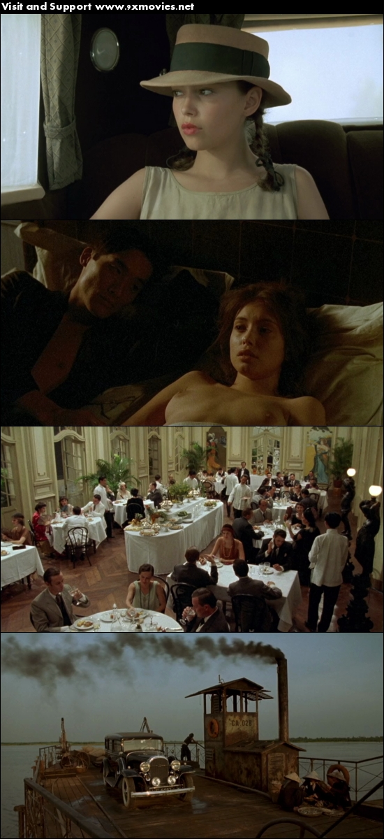 The Lover 1992 UNRATED English 480p BRRip 300mb ESubs