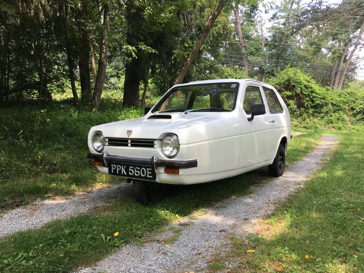 Daily Turismo: No Test Drives: 1980 Reliant Robin