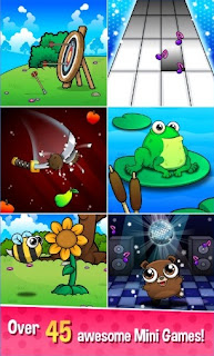 Happy Bear Virtual Pet Game Android