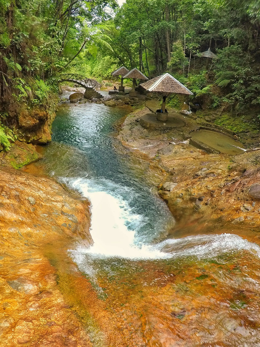 Palaypay Falls Pamplona Negros Oriental