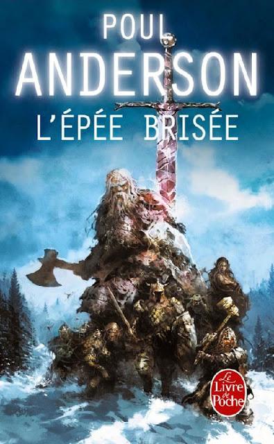 """""""Epée brisée"""" - Poul Anderson - Livre de Poche"""