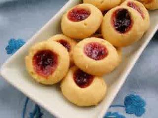 Cara Membuat Kue Nastar Selai Strawberry