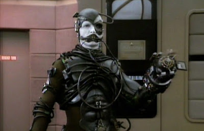 The Borg are a near perfect analogy to viruses.