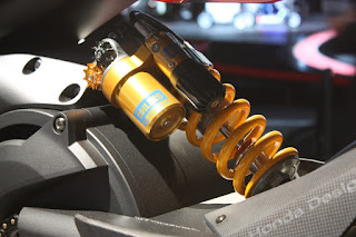 Hitachi-Honda-Suspension