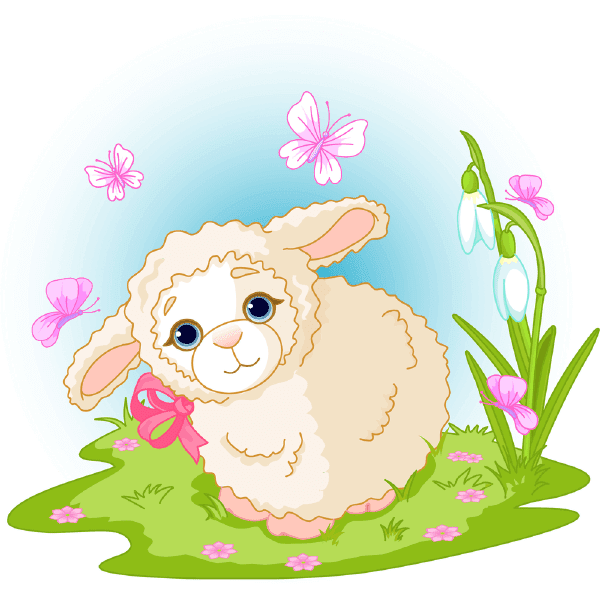 Garden Sheep
