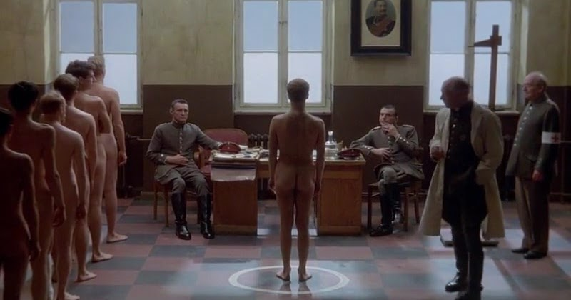 Naked male swedish film