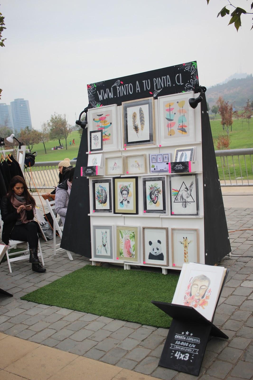 bicentenario chile parque