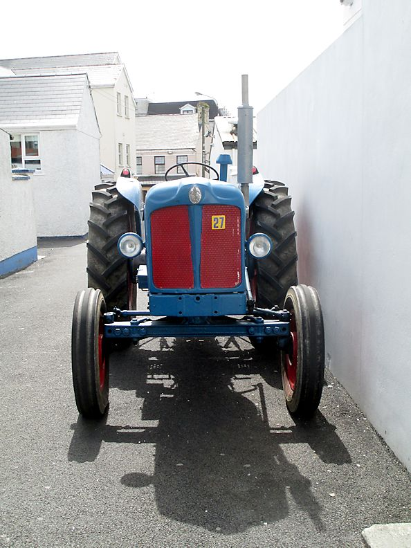 e0cfbb7cff Fordson production occurred in the U.S. (1917–1928)  Cork