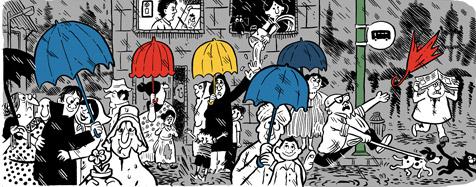 Mario Miranda Rayakan Ulang Tahun Ke 90 di Google Doodle Hari Ini, Siapakah Dia?