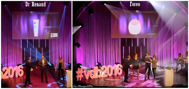 Lauréat Les Victoires de la Beauté 2015/2016 : Dr Renaud - Foreo - Les Mousquetettes©