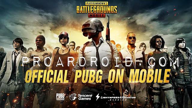 لعبة PUBG Mobile كاملة للاندرويد (اخر اصدار) logo