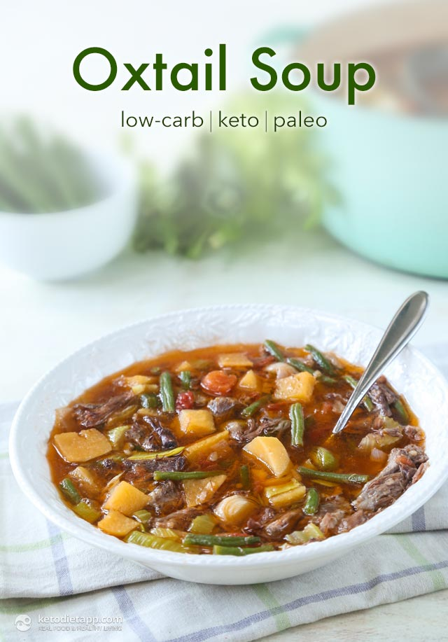 Low-Carb Oxtail Soup Recipes