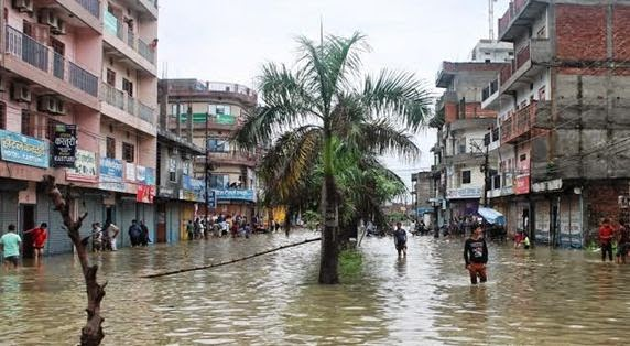 flooding in mid western nepal kills 65