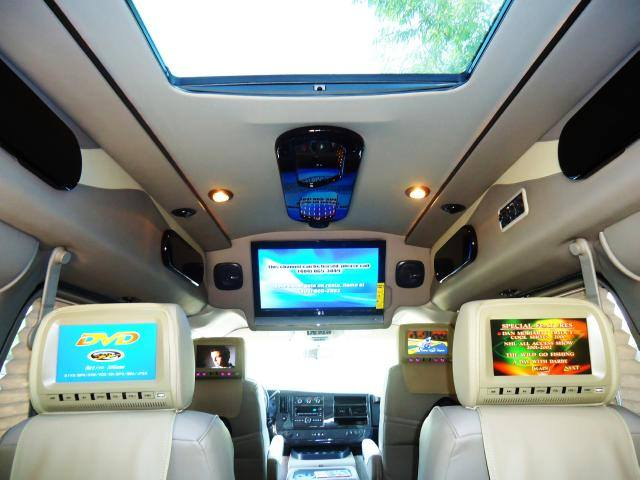 Chevy Conversion Vans  2012 Majestic SSX Amura Presidential ... 28eed6ea2
