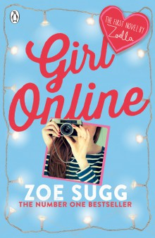 Kids' Book Review: Review: Girl Online