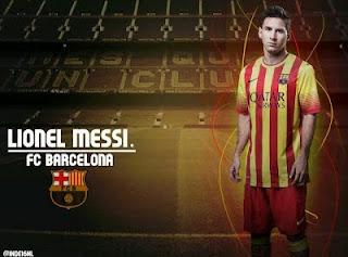 Foto Lionel Messi 2018