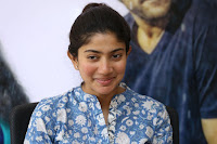 Sai Pallavi looks super cute in plain dress at her interview in Telugu about movie Fidaa ~ Exclusive Celebrities Galleries 013.JPG