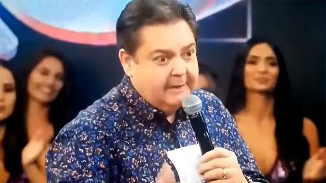 Faustão faz comentário com indireta para Bolsonaro e viraliza. Assista!