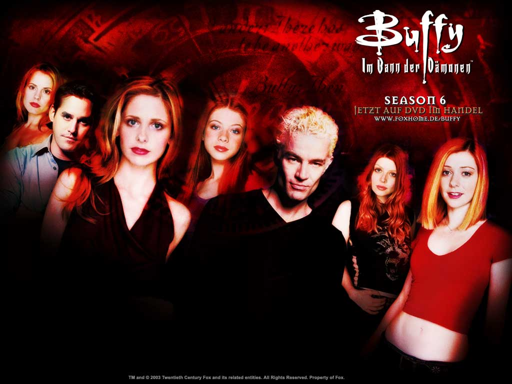 Now, it's Buffy the Thesis