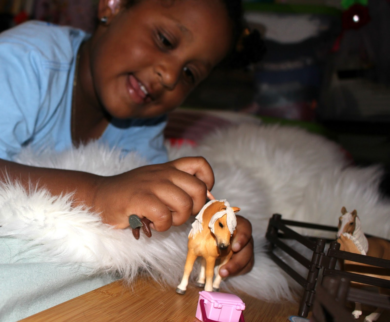 Learning About Horses With Schleich Printable Bilingual