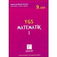 Karekök 9.Sınıf YGS Matematik-1 Kitabı