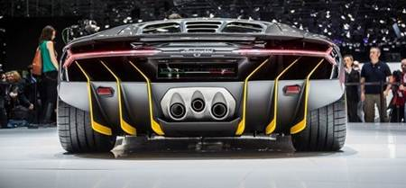 Lamborghini Centenario 759 Hp
