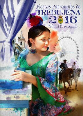 Fiestas Patronales de Trebujena 2016 - Juan Francisco Castro Fernández