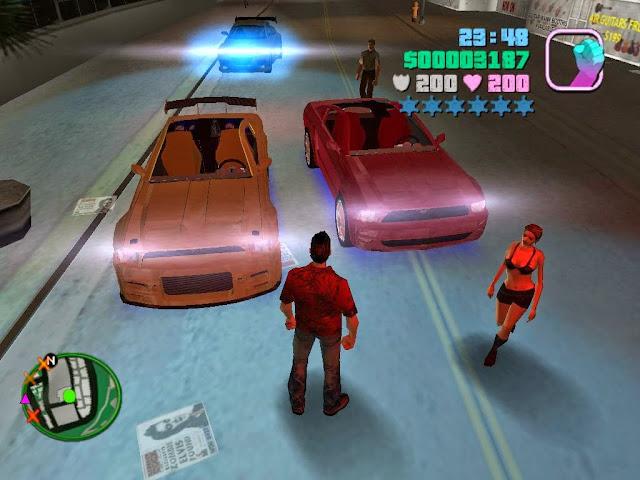 تحميل لعبة gta 5 vice city برابط واحد مباشر للكمبيوتر جاتا الجديدة