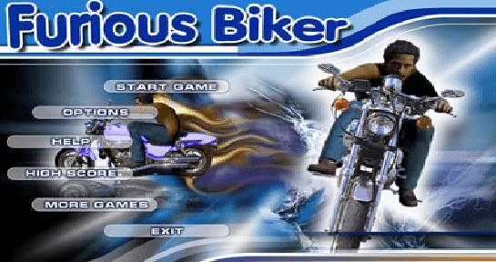 تحميل لعبة السائق الغاضب furious biker برابط سريع ومباشر للكمبيوتر