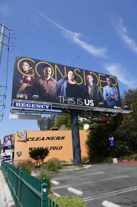 This is Us 2018 Emmy fyc billboard