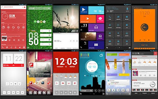 Buzz Launcher Apk v1.9.0.07 New + Homepack