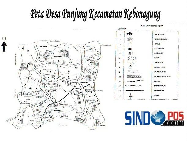 Profil Desa & Kelurahan, Desa Punjung Kecamatan Kebonagung Kabupaten Pacitan