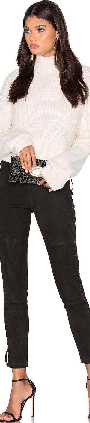 LPA Sweater 217 Ivory