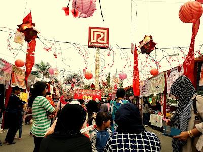 festival makanan di samarinda