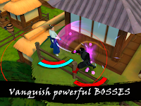 Game Bushido Saga v1.2.0 Mod Money