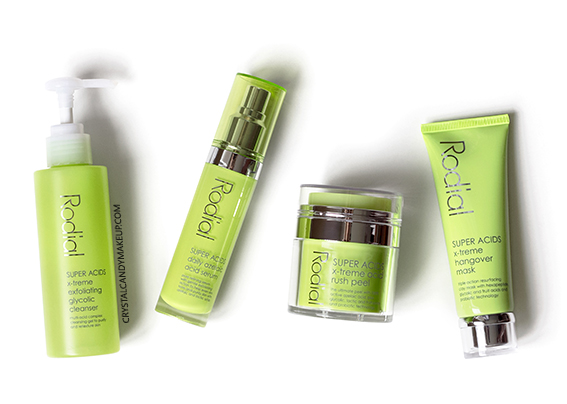 Rodial Super Acids Skincare Range Review