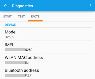 How to Find out Wi-Fi MAC and Bluetooth Address in Android