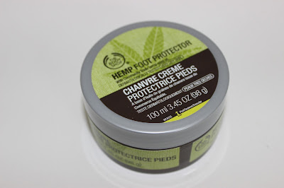The Body Shop Hemp Foot Protector review
