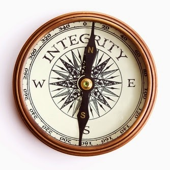 How do we grow in our integrity?  Thoughts at DTTB.