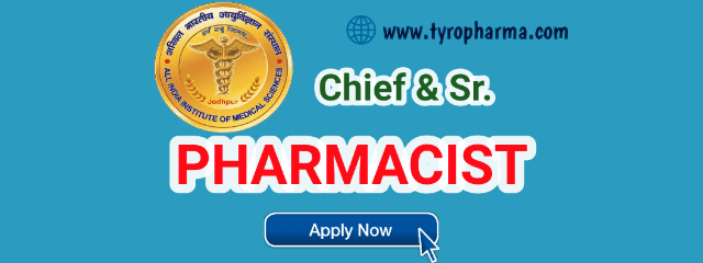 aiims-jodhpur-pharmacist-recruitment-2018
