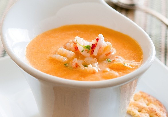 Stacy and Brian's Adventures in Life: Recipe of the Week:Lobster Bisque