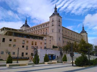 Alcazar Palace - Toledo