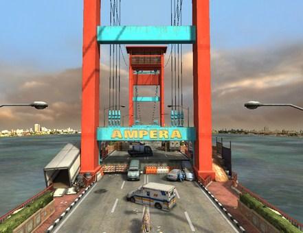 Jembatan Amper Masuk Game Point Blank