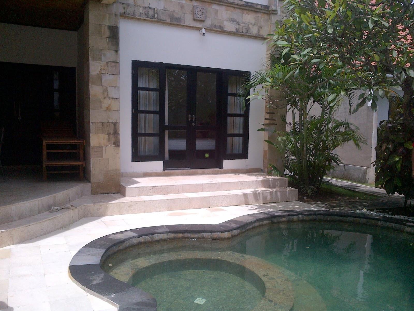 dijual villa los pantai tanjung benoa dengan konsep villa sudah izin hotel