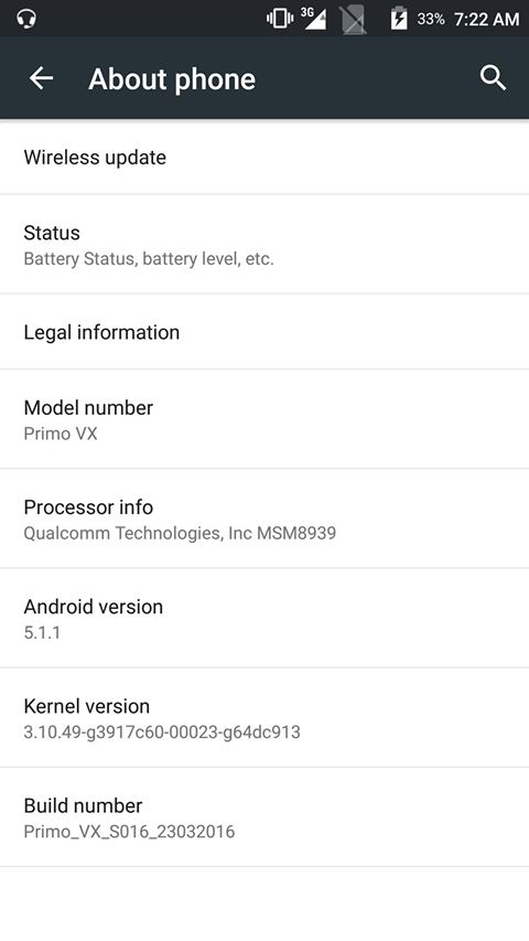 Qualcomm] [MSM8939] [5 1 1] Twrp Recovery 3 0 2-0 For Walton Primo